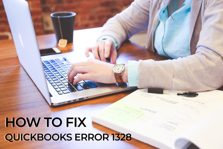 Fix QuickBooks Error 1328